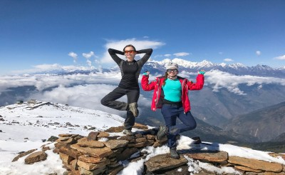 Langtang  Valley Gosainkund Trekking