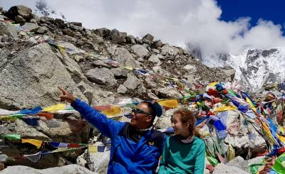 From Down & Under to World Highest Mt. Everest Base Camp