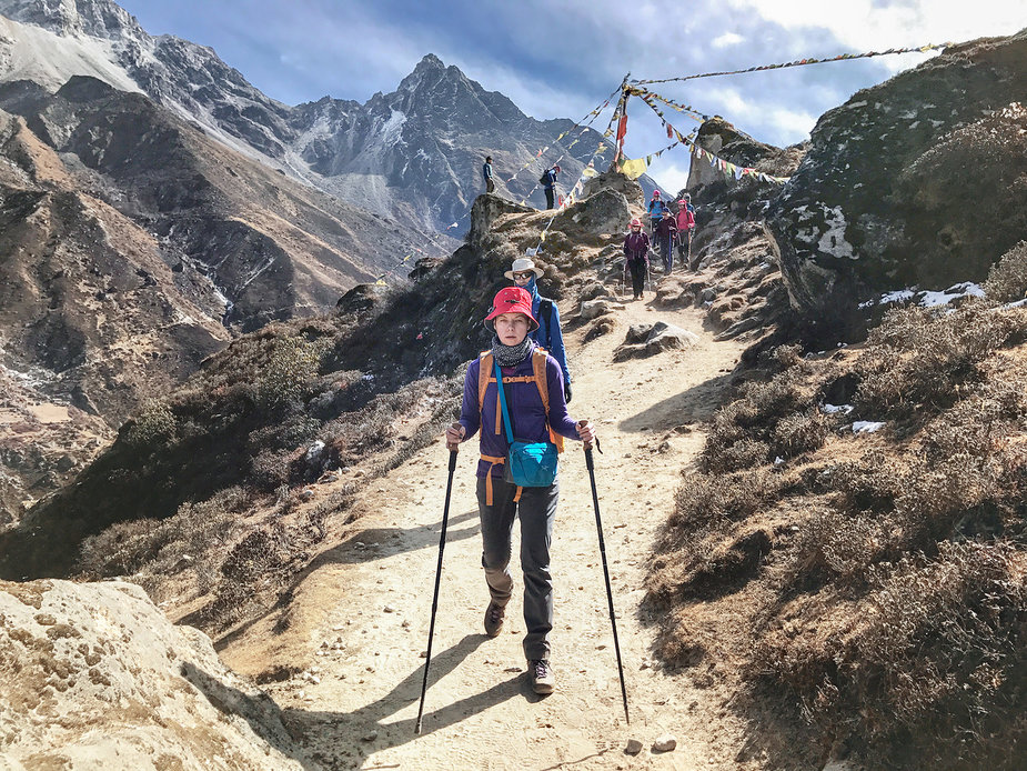 Tour and Trekking in Nepal