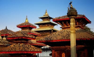 NEPAL WORLD HERITAGE SITES TOUR