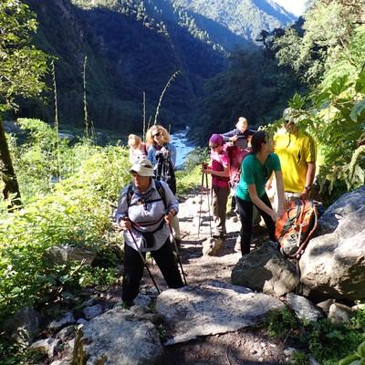 Langtang Valley -Gosainkunda Trekking