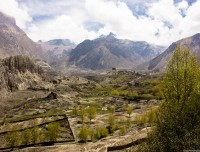 near the muktinath jharkot village