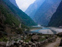 Get way to Manang  for the Circuit Trek