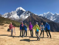 Day Hiking to Everest View Hotel