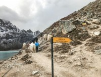way to Gokyo Ri