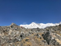 Mount Coyu above 8000mt