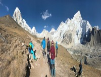 on the way to Kalapathar 5545Mt