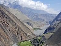 The  Get Way to Upper Mustang Journey