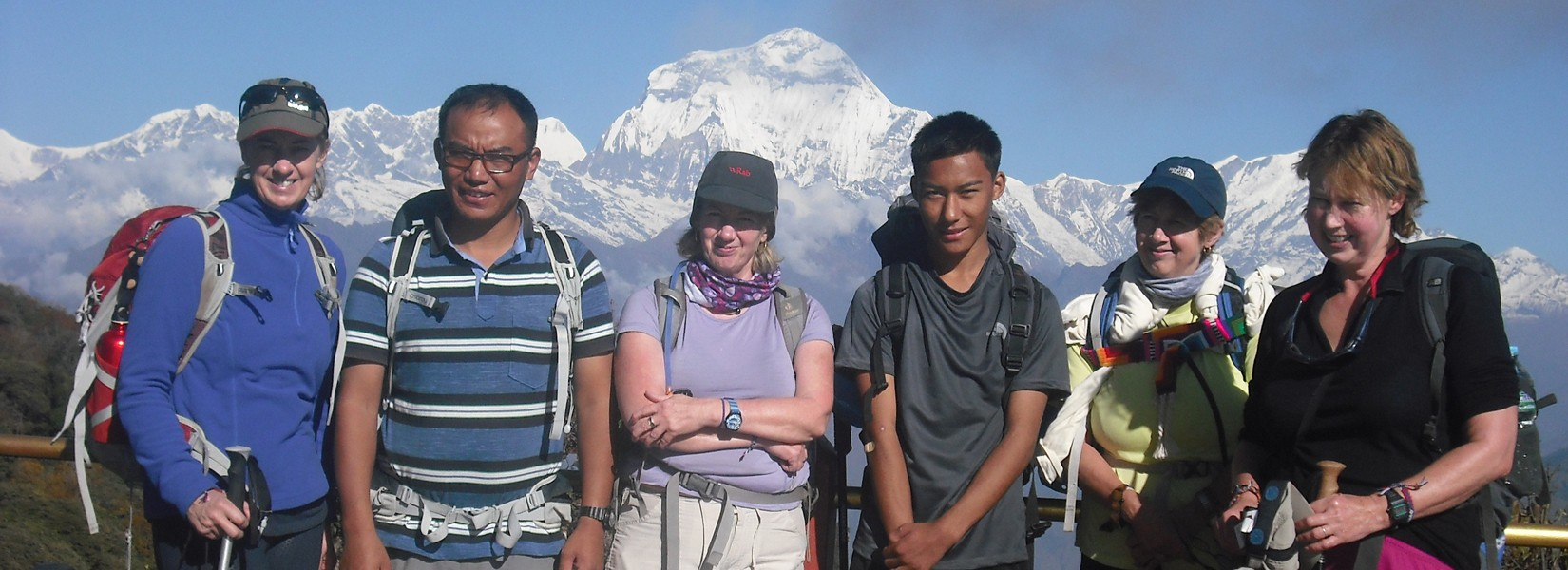 Annapurna Hidden Trail Trekking