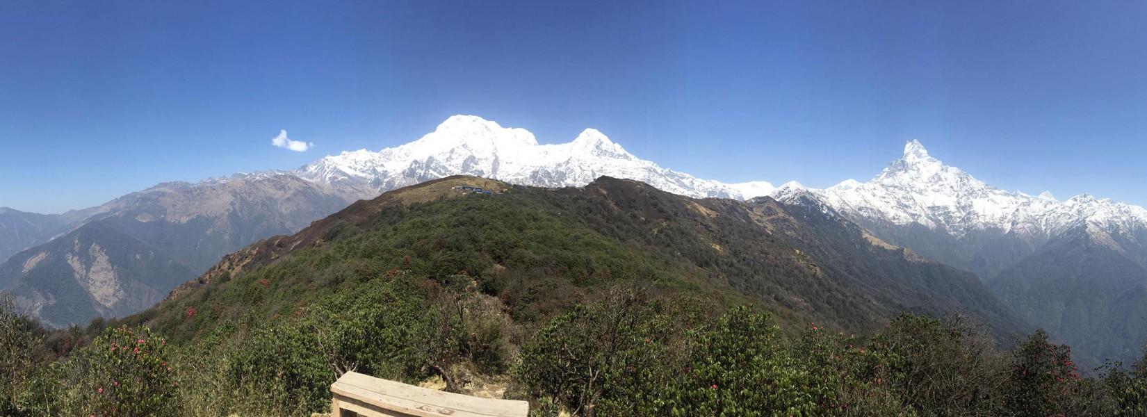 Annapurna Mardi Himal Trekking