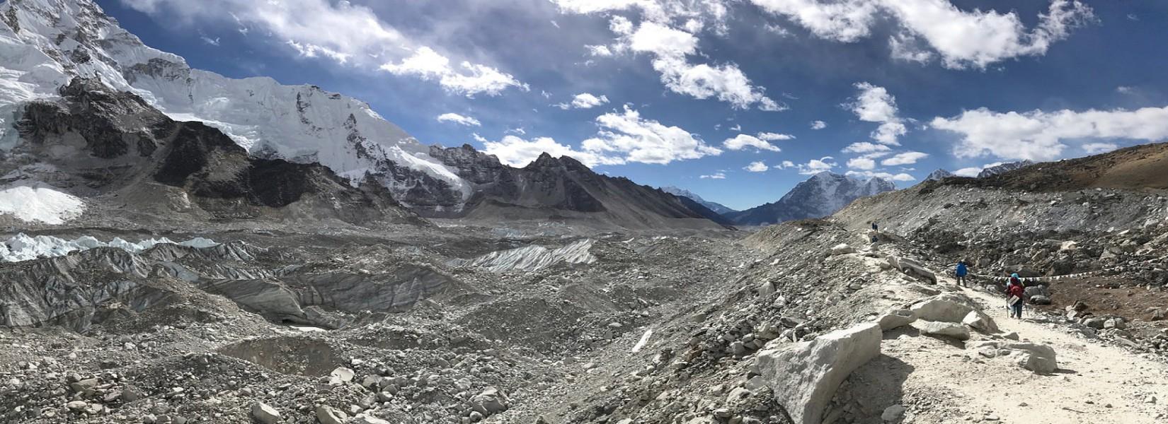 Everest Base Camp Trekking - Helicopter  Flight