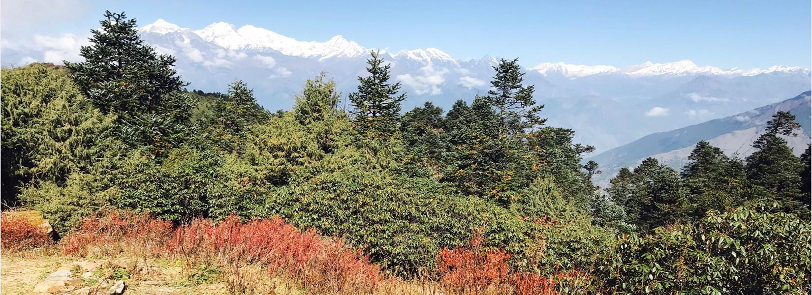 Langtang Valley Gosaikunda Trekking