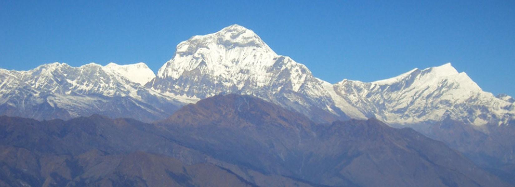Adventure Around Dhaulagiri