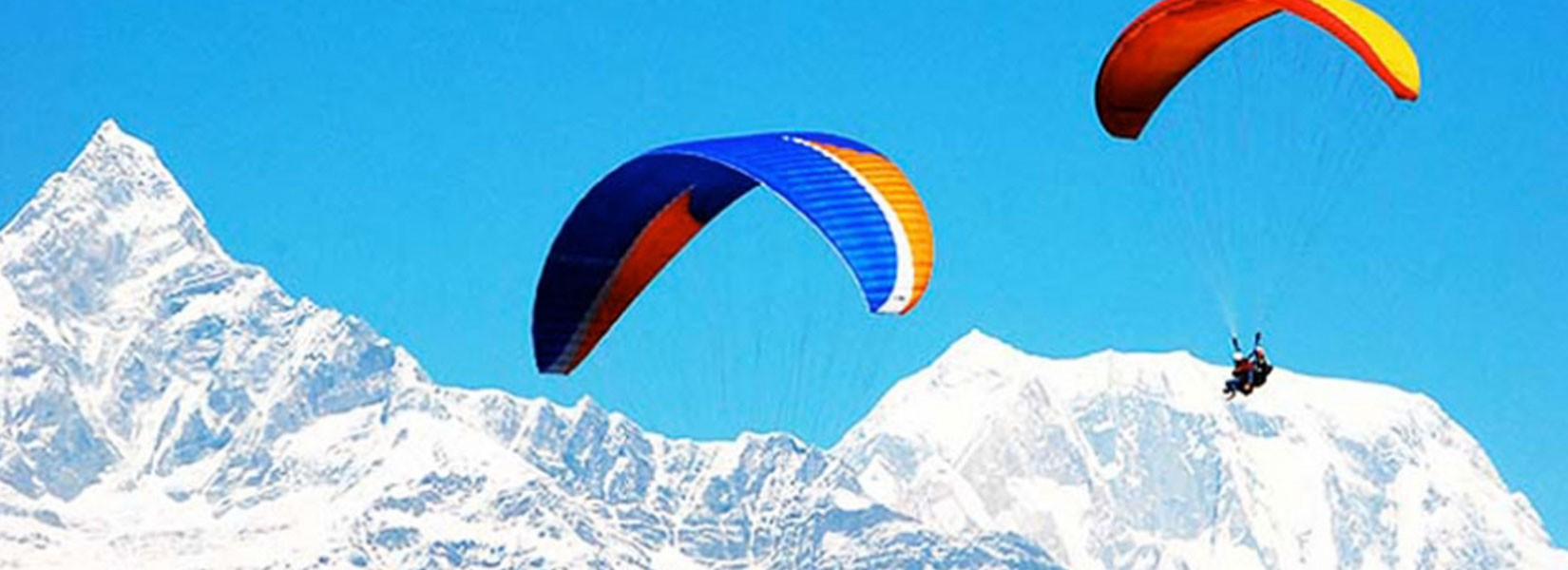 Nepal Himalaya Adventure Sports