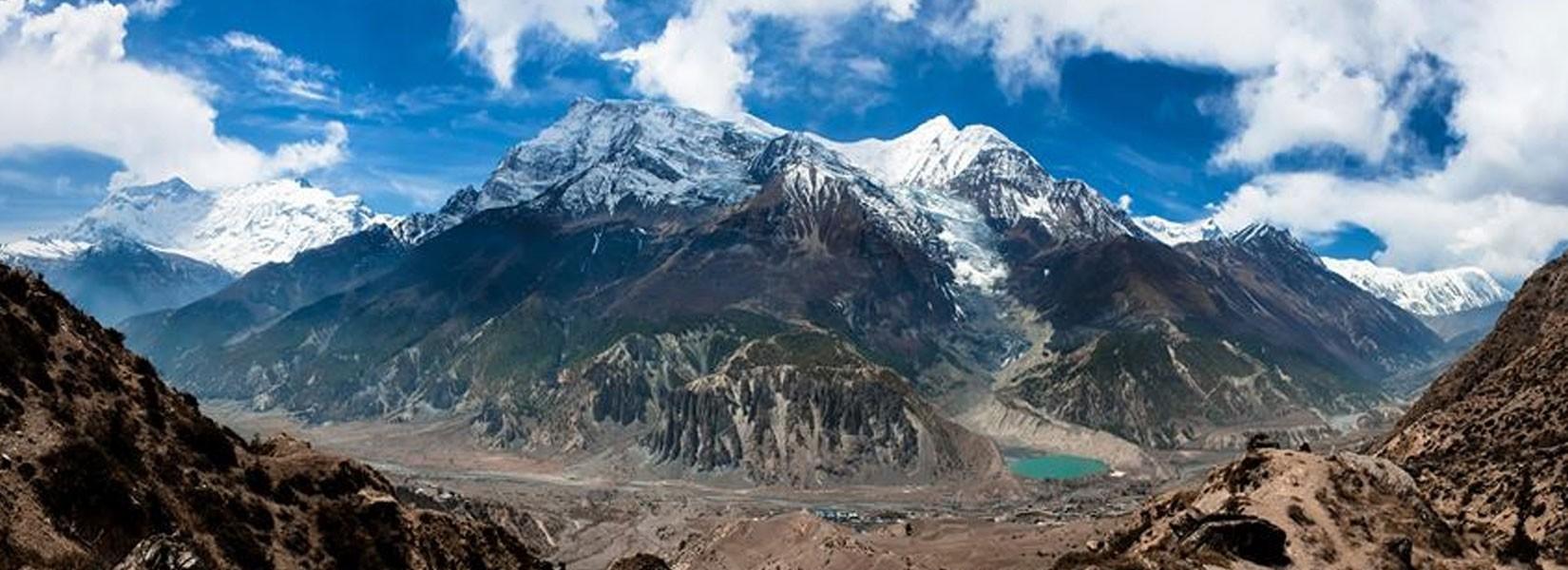 Annapurna Himalaya Range