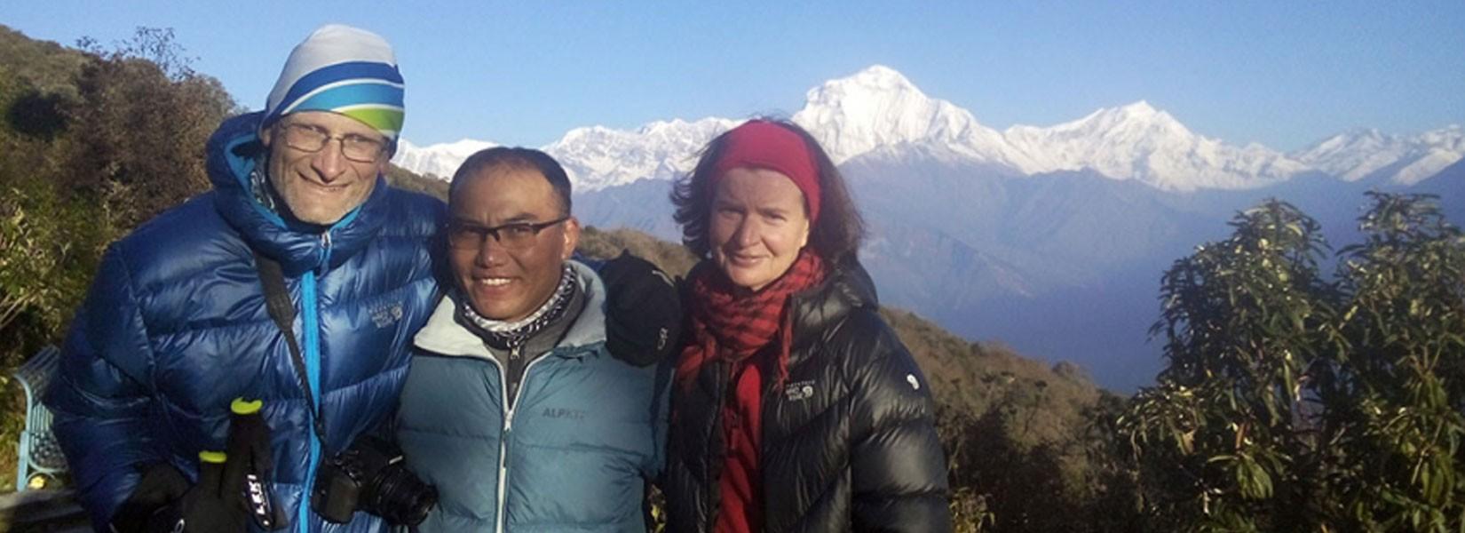 Annapurna Khayar Lake Trekking