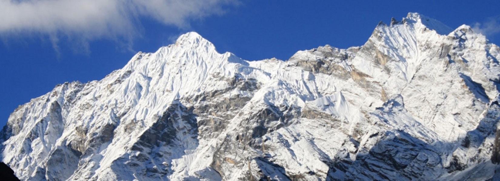 Around Ganesh Himal Trekking
