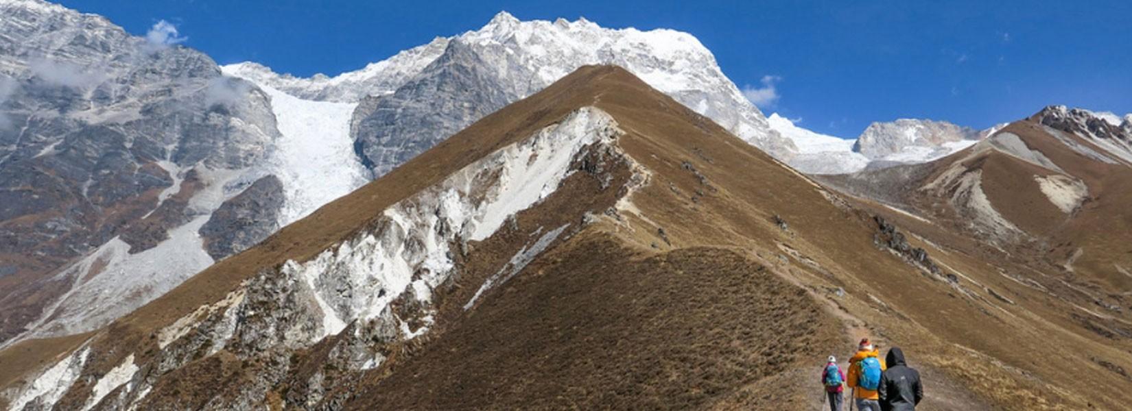 Gosainkunda Langtang Himal Trekking