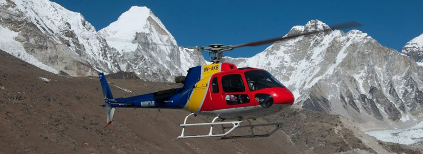 Nepal Himalaya Helicopter Tour