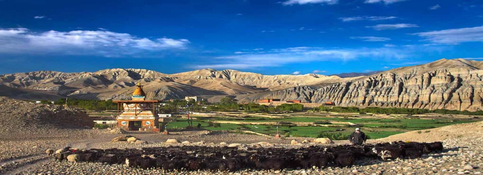 Upper Mustang Journey