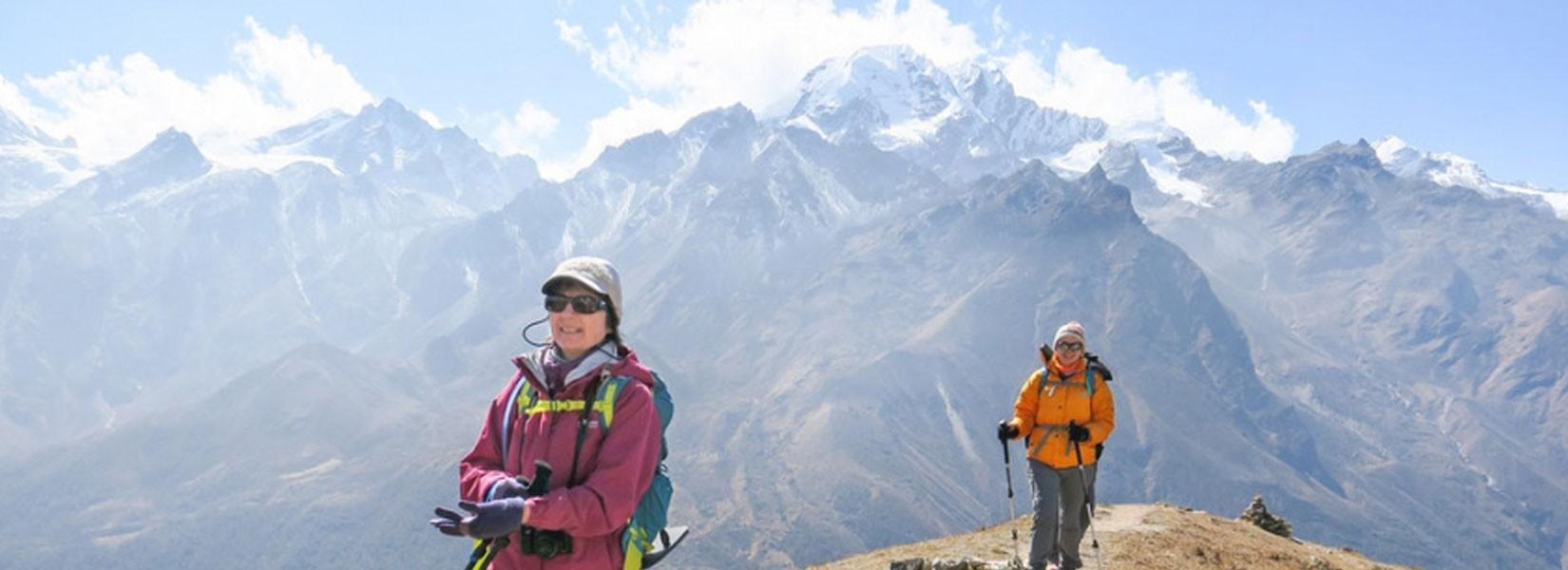 Nepal Mid West Himalaya Range