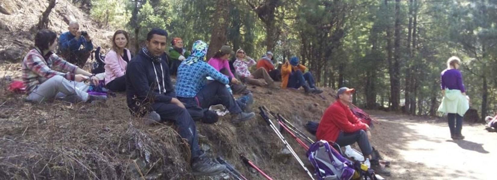 North Annapurna Nar-Phu Trekking