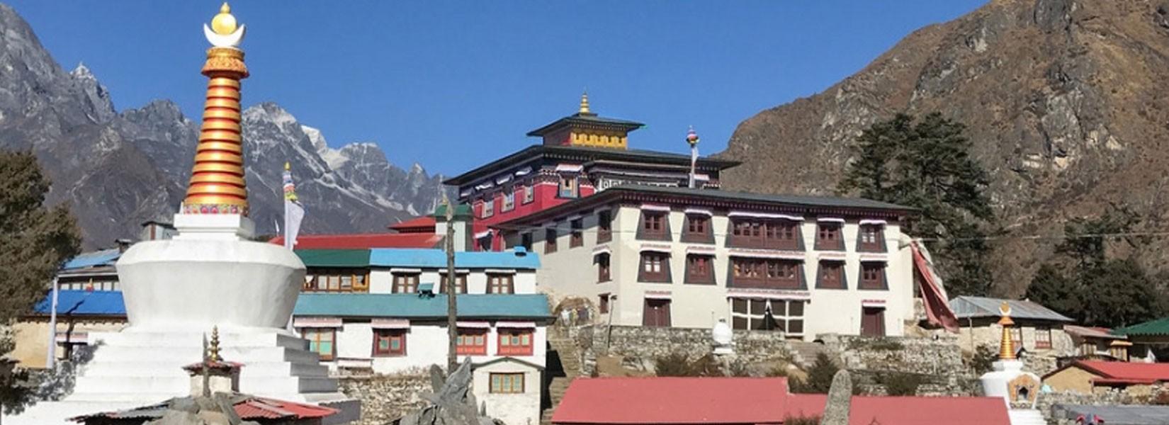 Salleri to Everest Base Camp Trekking