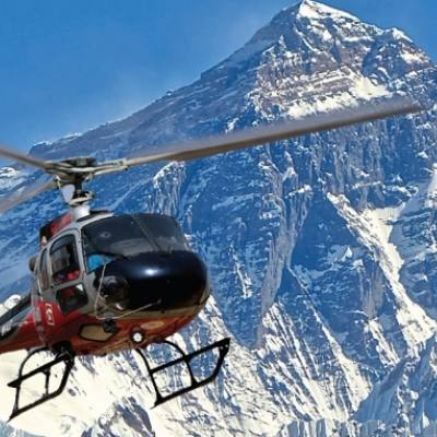 Nepal Himalaya Helicopter Tour